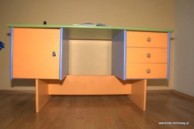 DSC 0167 400x266 Odnawiam biurko dla dziecka