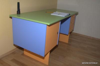 DSC 01681 400x265 Odnawiam biurko dla dziecka