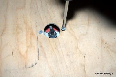 DSC 0177 400x266 Jak zrobić stolik do frezarki górnowrzecionowej
