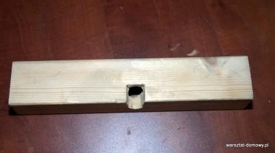 DSC 0186 400x223 Jak zrobić stolik do frezarki górnowrzecionowej