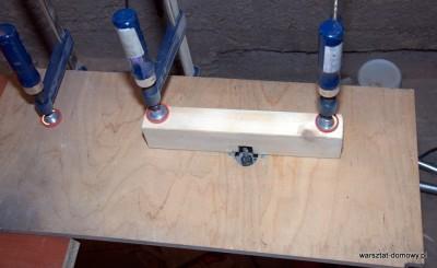 DSC 0190 400x245 Jak zrobić stolik do frezarki górnowrzecionowej