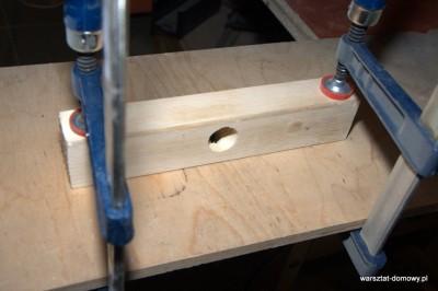 DSC 0193 400x266 Jak zrobić stolik do frezarki górnowrzecionowej
