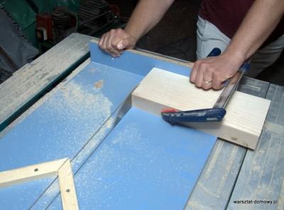 DSC 0213.NEF  400x296 Instalacja imadła czołowego do stołu warsztatowego   cz. 1