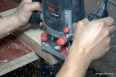 DSC 0217.NEF  400x266 Instalacja imadła czołowego do stołu warsztatowego   cz. 1