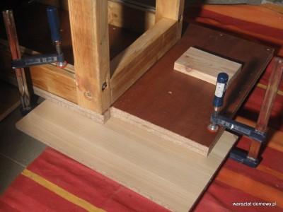 IMG 0569 400x300 Instalacja imadła czołowego do stołu warsztatowego   cz. 2
