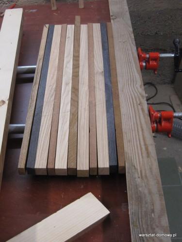 IMG 0836 375x500 Deska do krojenia z kolorowego drewna