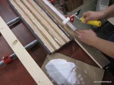 IMG 0849 400x300 Deska do krojenia z kolorowego drewna