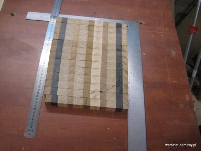 IMG 0892 400x300 Deska do krojenia z kolorowego drewna