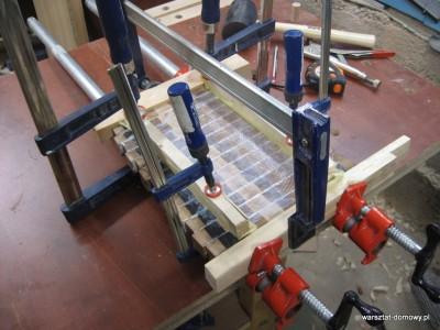 IMG 0911 400x300 Deska do krojenia z kolorowego drewna