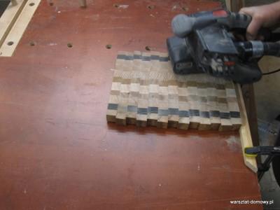 IMG 0920 400x300 Deska do krojenia z kolorowego drewna