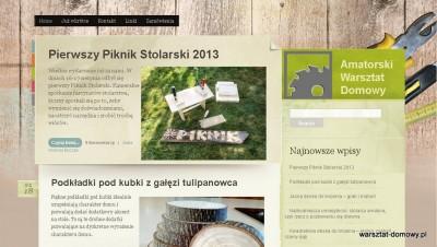 nowy blog 400x226 Nowa odsłona portalu warsztat domowy.pl