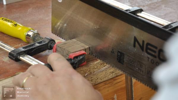 DSC 0075 600x338 Składana podstawka na świąteczny stół   pomysł na prezent